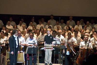 Torsten's big solo gig with the Philadelphia Orchestra