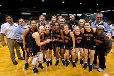 EHS Warriors Girls Basketball 2018-'19