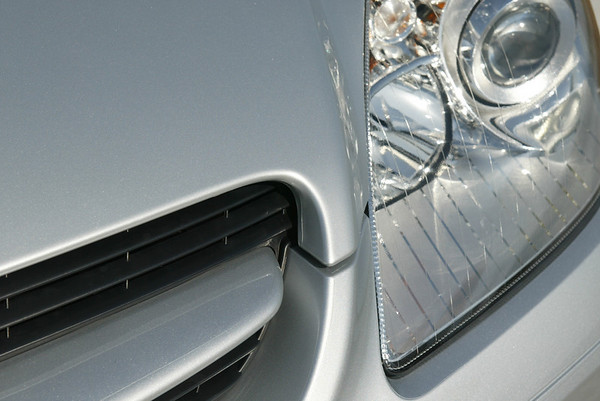 07 Mercedes Benz SLK