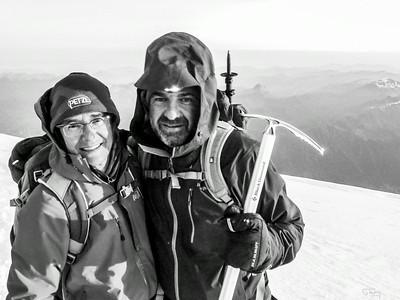 Objectif Mont Blanc - 25 juillet 2014