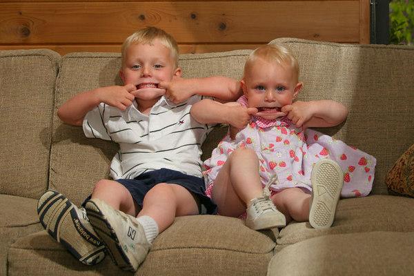 Boyle Family, May 2006