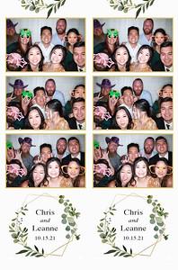 10/15/21 - Chris & Leanne Wedding