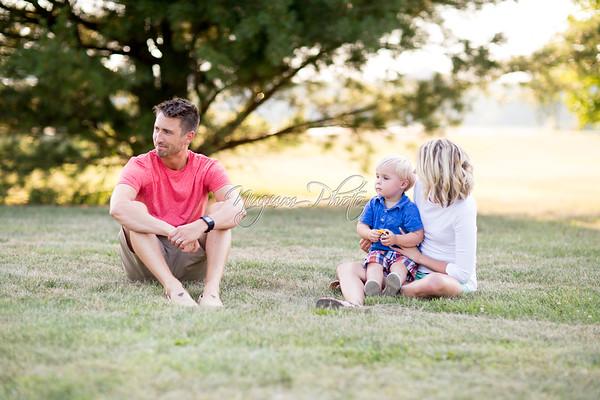 July 2017 - Calvin and Jonah
