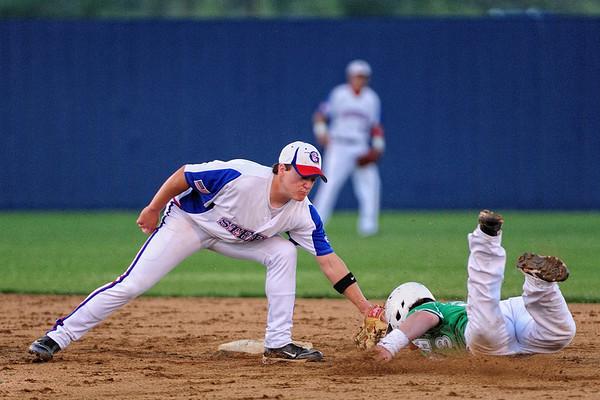 2010 Baseball Steers vs. Breckenridge