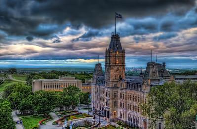 Québec City, QC