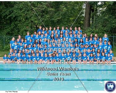 Wildwood Swimteam 2019