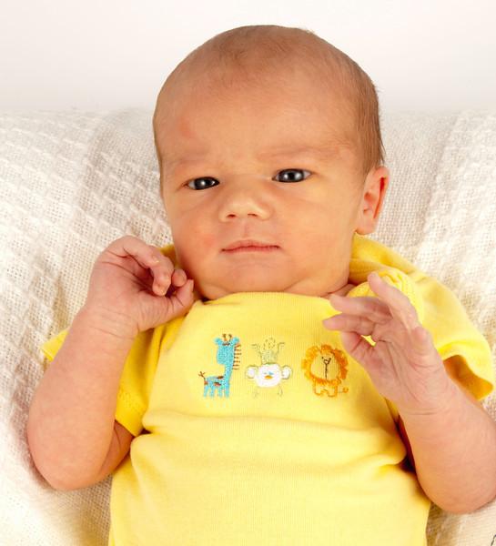 Breyden's Newborn Photos