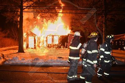 North Amityville Fire Co. Signal 13   Columbus Blvd. 12/20/20