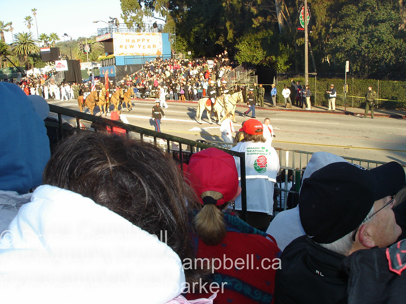 Don and Gisele at the 2011 Rose Bowl in Pasadena California