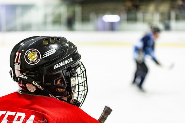 2019-01-19 CFD vs CPD Hockey