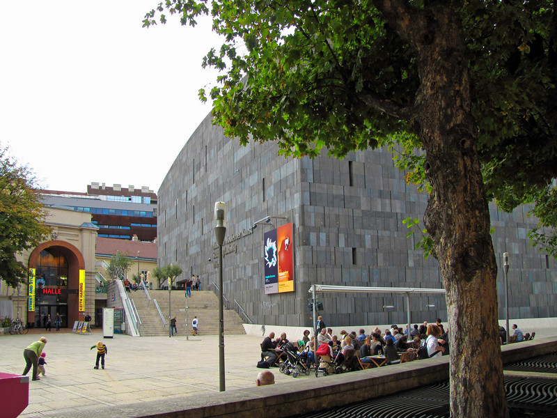 53-MUMOK, Museum Moderner Kunst (Museum of Modern Art)