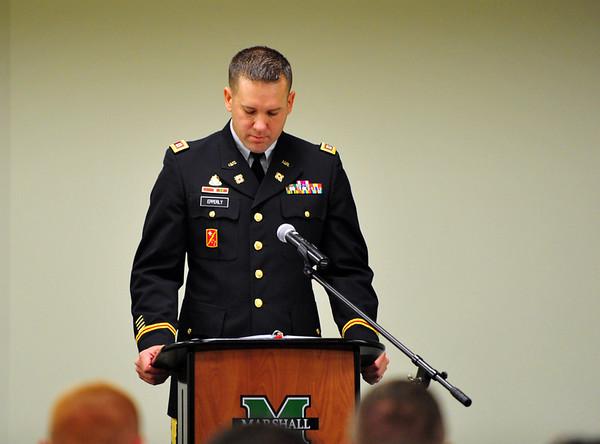 ROTC Commissioning Ceremony-May 2014-Liu Yang