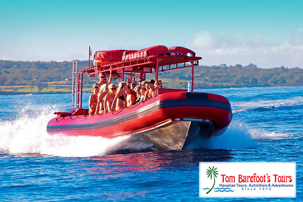 Redline Rafting, Molokini Snorkel