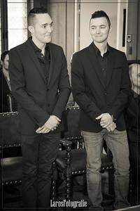 Huwelijk Joël & Klaas