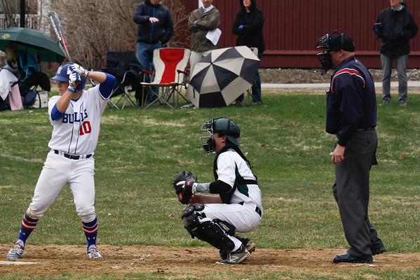 Varsity Baseball vs. Proctor: April 22