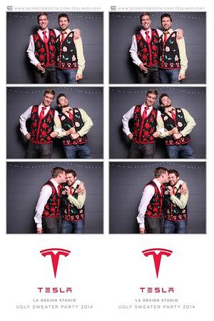Tesla Motors Happy Holidays