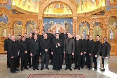 Metropolis Clergy Retreat