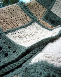 Crochet Works-Afghans