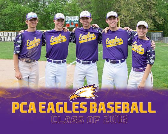 PCA Varsity Baseball 2018