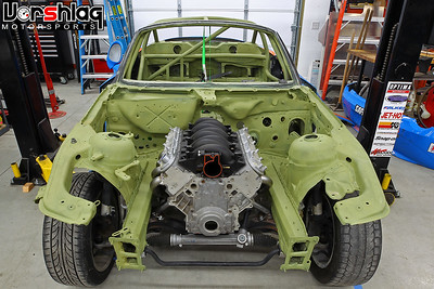 BMW Z4 LSX Swap Parts