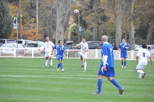 11/01/09 vs Central Connecticut