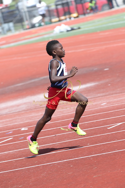 Champs: 9-10 Boys 400M