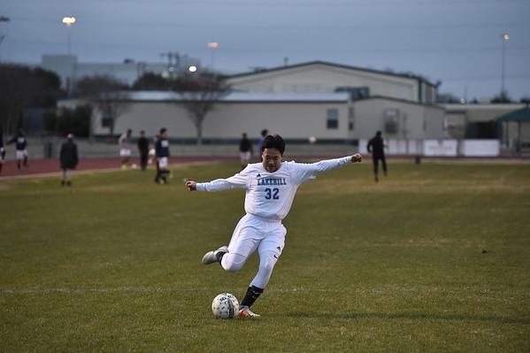 Varsity Soccer at Cristo Rey (at FBA)