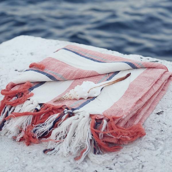 Raven's Landing Turkish Towel