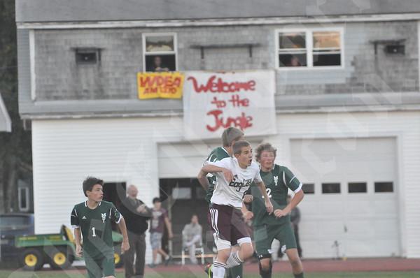 Boys: Ellsworth Vs. MDI: September 27, 2012