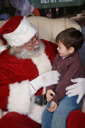 Old Towne Santa December 2, 2010