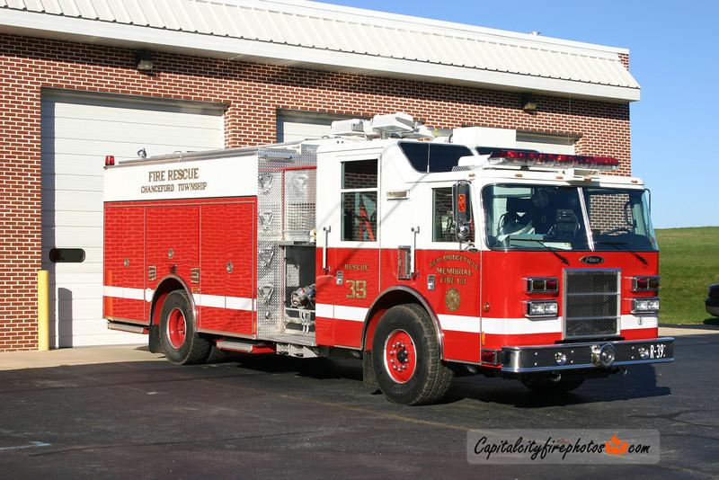 New Bridgeville Rescue 39: 2004 Pierce Dash 1250/750