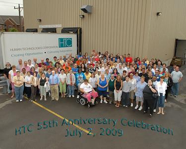 HTC 55th Anniversary Celebration 7/2/09