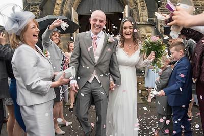 Ashleigh & Matty Wedding 250217 - Previews
