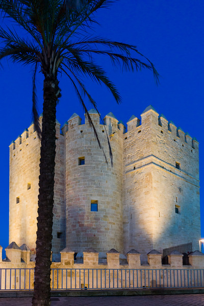 Roman Tower, Cordoba, Spain
