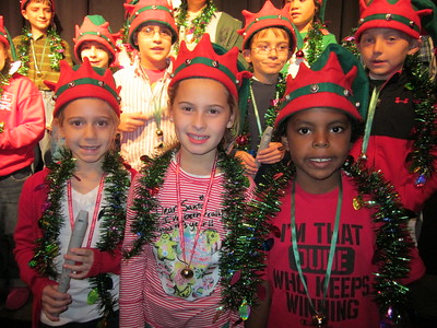 2012-12-21 3rd Gr Plaisance Elves