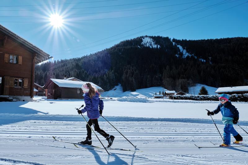 sortie fond ski club