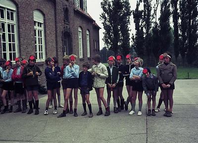 1972-1973 - Weekend - VIK - Westouter