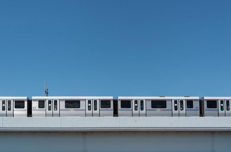 Yurikamome Train, Tokyo