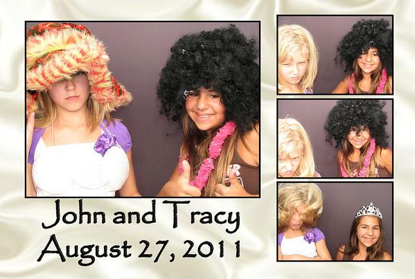 John & Tracy