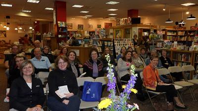Watermark Books, Wichita, KS 2/23/11