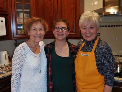 Thanksgiving at La Casa 2018