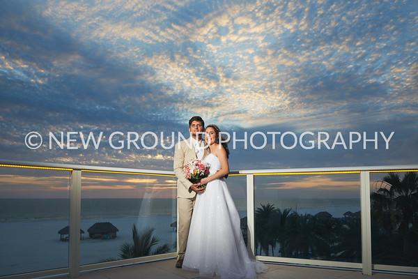 Kaitlyn + Louis   JW Marco Island Marriott