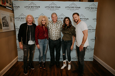 9/16 - Little Big Town at the Ryman
