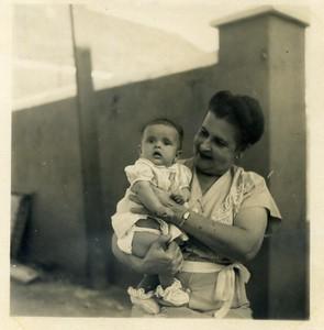 the Cohen Henriquez side - my mother's mother