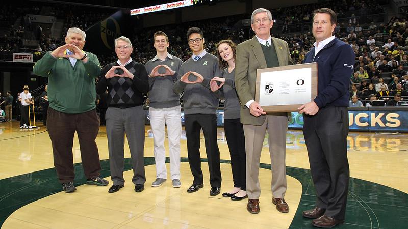 Evans Scholars Foundation announce Oregon Scholarship House