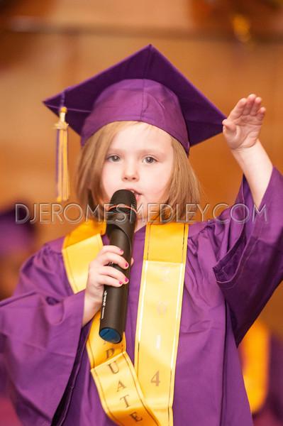 RCM Angels Christian Academy Graduation 5-28-14