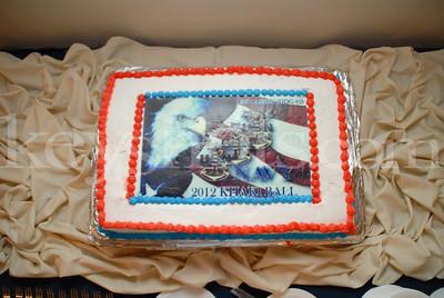 USS Lassen Khaki Ball 2012