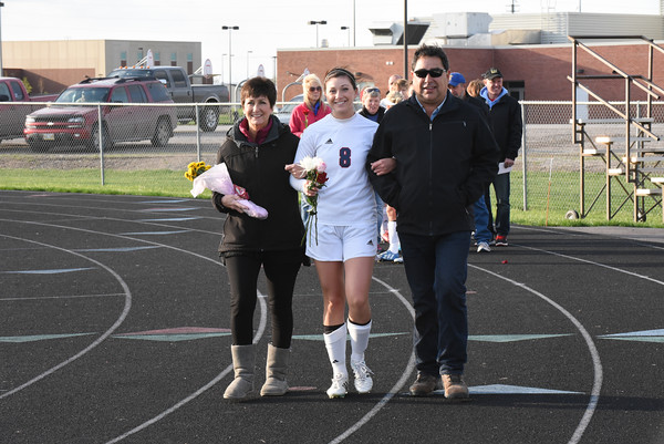 Girls Soccer Parents Night