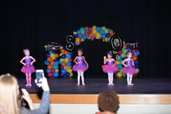 Dance Recital Graduation