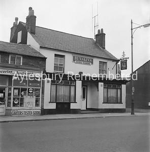 County Arms, Cambridge Street